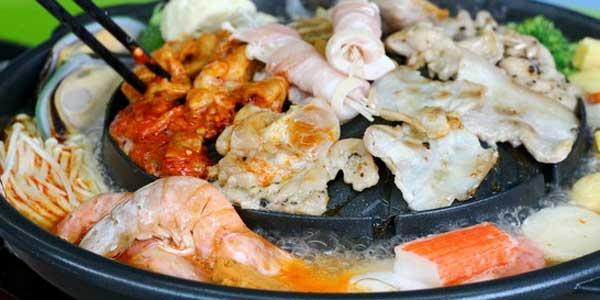 Thailand Speisen Mukata