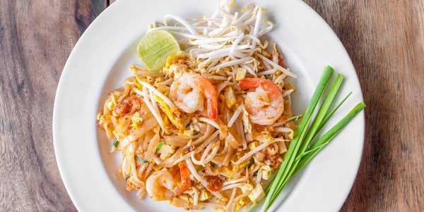 Thailand Speisen Pad Thai