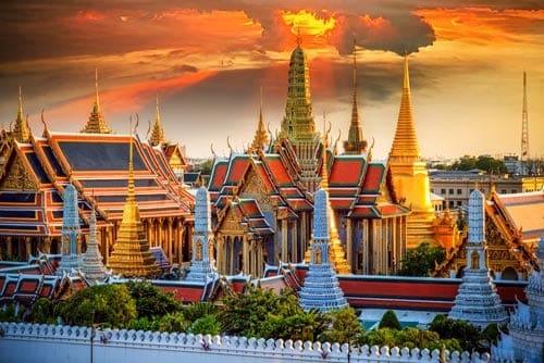Reiseführer Bangkok Thailand