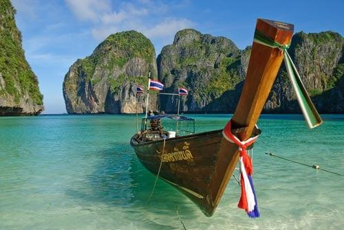 reiseführer thailand koh phi phi