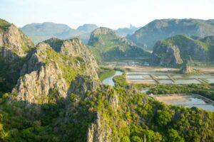 Sam Roi Yot National Park Südthailand Rundreise