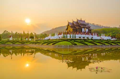 Thailand Gruppenreisen Nordthailand