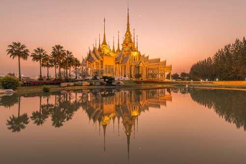 Thailand Gruppenreisen Südthailand