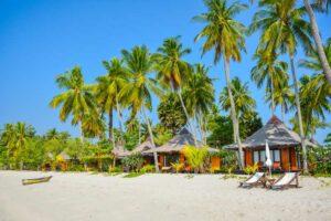 Trang Inselhopping Koh Mook Sivalai Beach Resort