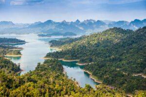 Khao Sok National Park Thailand Rundreise Koh Talu