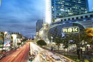 MBK Bangkok Badeurlaub Krabi