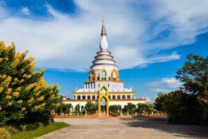 Chiang Mai Rundreise Wat Tha Ton