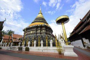 Chiang Mai Rundreise Wat Phra Tat Lampang
