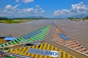 Chiang Mai Rundreise Goldene Dreieck