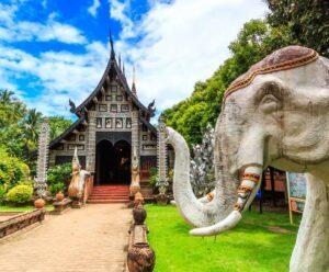 Beim letzten Tag Ihrer Goldenes Dreieck Rundreise haben SIe noch Zeit für einen Bummel um Chiang Mai auf eigene Faust zu entdecken bevor wir SIe zum Flughafen fahren.