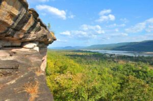 große Isaan Rundreise Pha Taem National Park