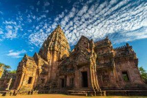 große Isaan Rundreise Wat Phanom Rung Buriram