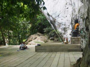 Tham Lae Khao Kob - Krabi Rundreise