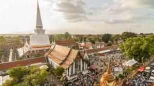 Nakron Si Thammarat - Krabi Rundreise
