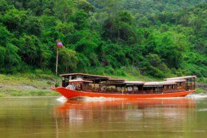 Luangsay Cruise - Nordthailand Laos Rundreise