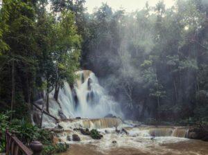 Kuang-Si - Wasserfall - Nordthailand Laos Rundreise