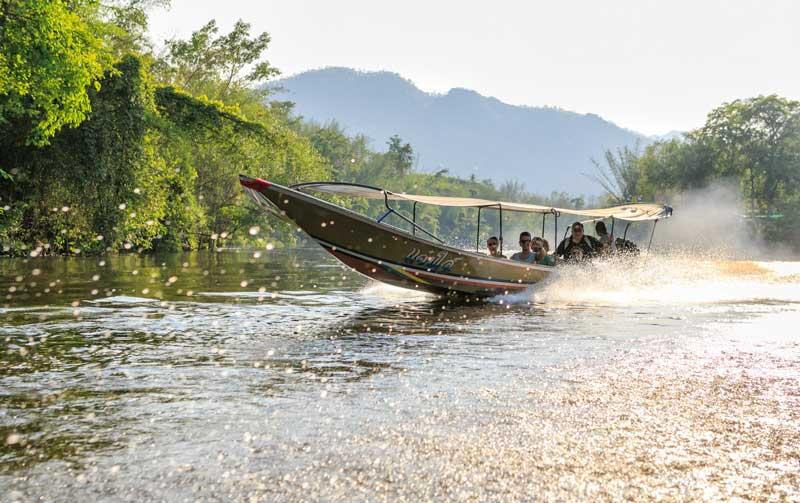 Float House River Kwai Tour
