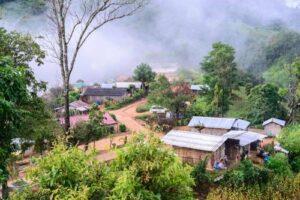 thailand anfänger preiswert, Mae Wang Trekking