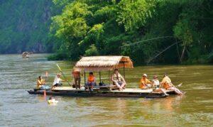 thailand anfänger preiswert, Rafting Chiang Mai