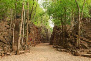 Hellfire Pass Kanchanaburi - Urlaub mit Kindern Thailand