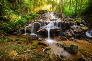 Pha Charoen National Park Westthailand Rundreise