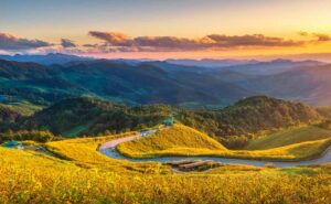 Doi Mae U-Kho Westthailand Rundreise