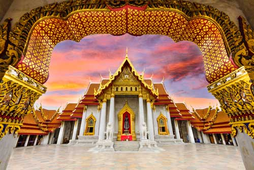 Thailand Rundreise für Anfänger