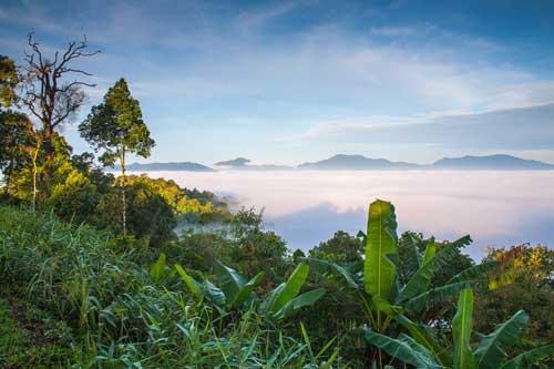 Abenteuerreise Thailands National Parks