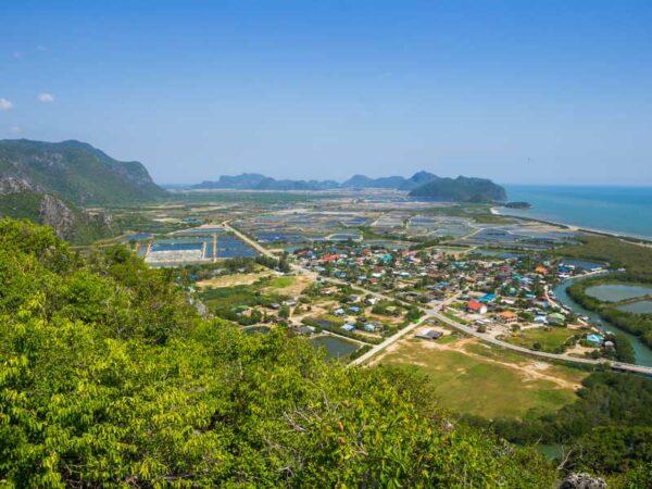 Das heutige Highlight ist zweifelsohne der Besuch des Sam Roi Yot Nationalpark