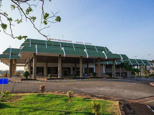 Am Flughafen von Ranong starte Ihr Khao Lak Inselhopping. Natürlich kann diese Reise individuell angepasst werden.