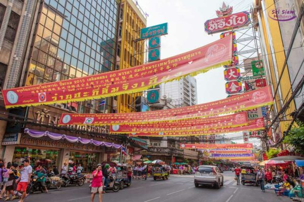Chian Town, Bangkok