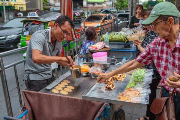 Garküchen Bangkok