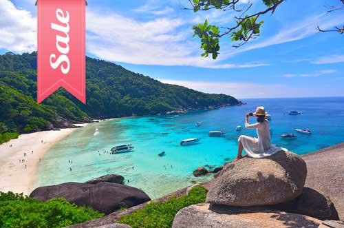 Die Thailand Rundreisen Jubiläumsreise. Feiern SIe mit uns und freuen Sie sich über satte Preisnachlässse.
