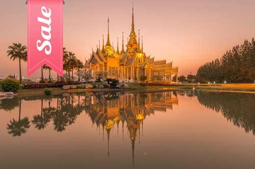 Unsere Mini Gruppenreise von Bangkok in den Süden Thailands,