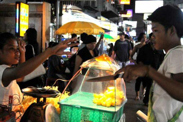 Phrom Pong Küche, Sukhumvit Road, Bangkok