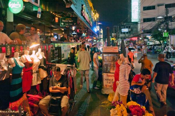 Nana Night Market, Sukhumvit Road, Bangkok