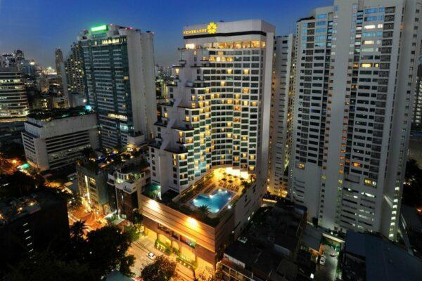 Rembrandt Hotel Bangkok, Sukhumvit Road