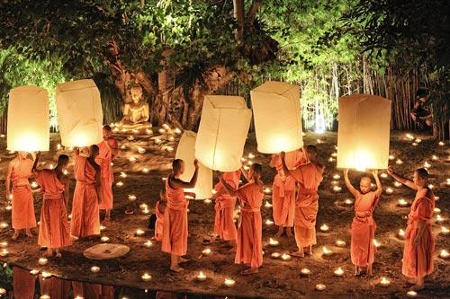 Loy Krathong Gruppenreise
