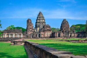 Tempelanlagen Prasart in Phimai