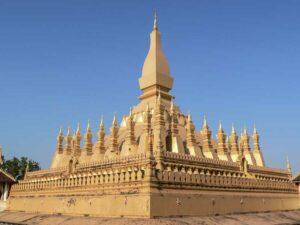 That Luang Stupa Vientiane