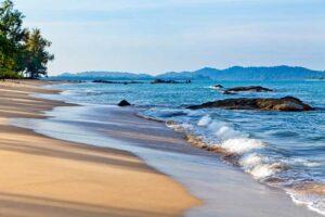Strandbereich Khao Lak, Thailand