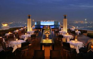Flitterwochen Thailand, Sirocco Skybar im Lebua State Tower
