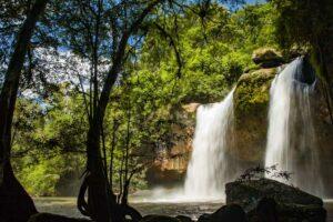 Heo Suwat Waterfall, Khao Yai, The Beach, Familienurlaub Thailand