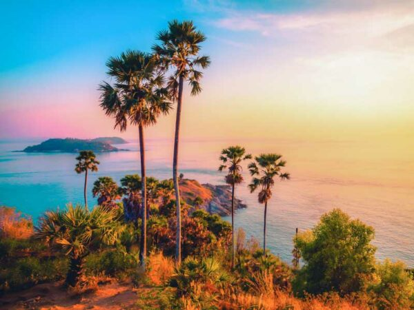 Phromthep Cape, Phuket, Thailand Rundreise