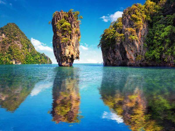 James Bond Fels, Pang Nga, Phuket