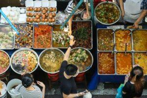 Streetfood Bangkok, Rundreise Thailand