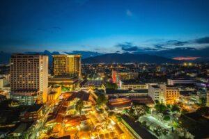 Skyline chiang Mai, Rundreise Baden Rayong