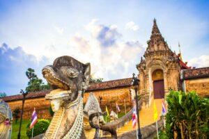 Wat Phra That Lampang Luang, Lampang, Chiang Mai