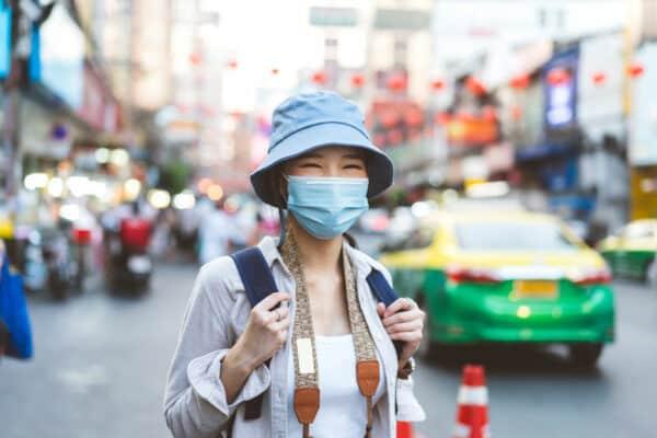 Coronavirus Thailand Maskenpflicht