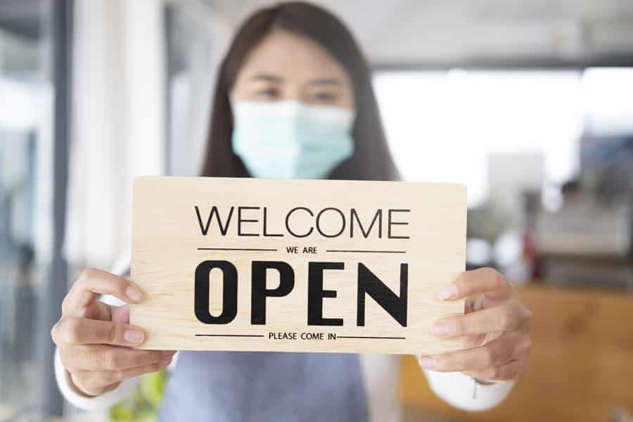 Coronavirus Thailand, Öffnung für Touristen